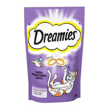 Dreamies Duck - Cat Treats