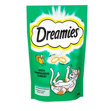 Dreamies Turkey - Cat Treats