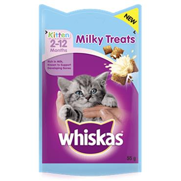 Whiskas Kitten - Milky Treats