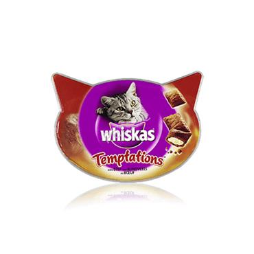 Temptation Beef Cat Treats - 60g