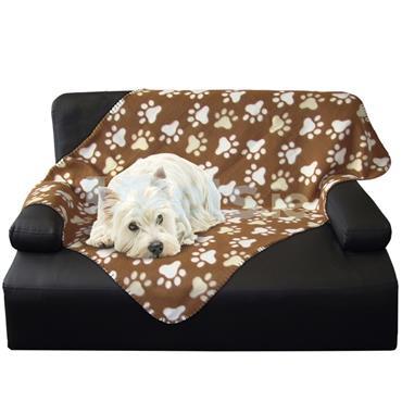 Fleece Blanket - Brown