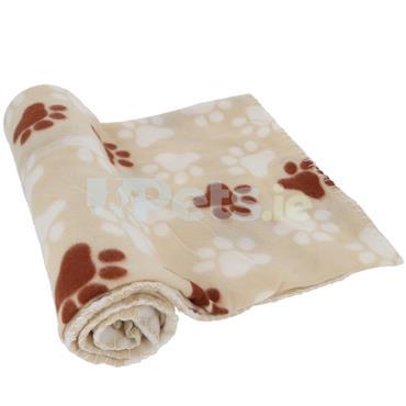Fleece Blanket - Cream