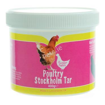 Battles Poultry Stockholm Tar - 400g