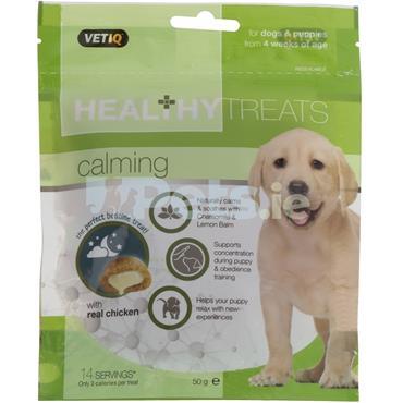 VetIQ - Calming - Healthy Treats - Puppy & Dog