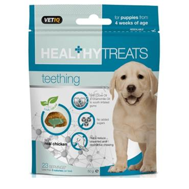 VetIQ - Teething - Healthy Treats - Puppy