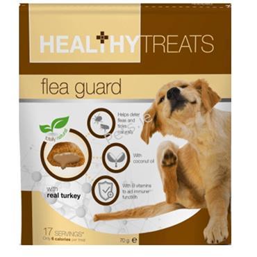 VetIQ - Flea Guard - Healthy Treats - Puppy & Dog