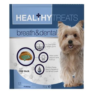 VetIQ - Dental - Healthy Treats - Puppy & Dog