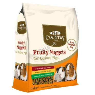Country Value Nuggets - Guinea Pig - 1.5kg