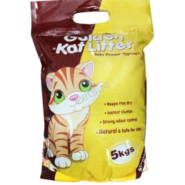 GoldenKat - Cat Litter