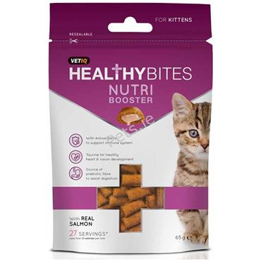 VetIQ - Nutri Boost -  Healthy Bites - Kitten