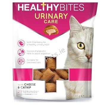 VetIQ - Urinary Care - Healthy Bites - Kitten & Cat