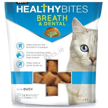 VetIQ - Dental - Healthy Bites - Kitten & Cat