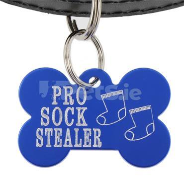 ID Tag - Bone - Pro Sock Stealer