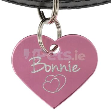 ID Tag - Heart - Love Heart