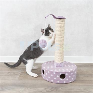 Kitten - Scratching Post - Lilac