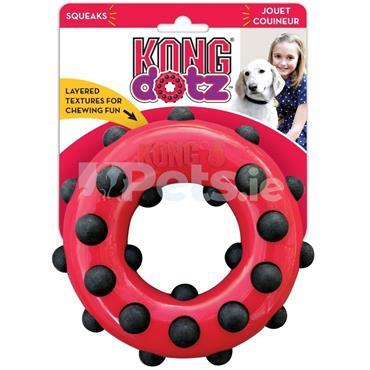 Dotz Teething Circle - Dog Toy