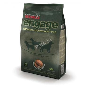 Red Mills - Engage - Salmon & Rice - Adult