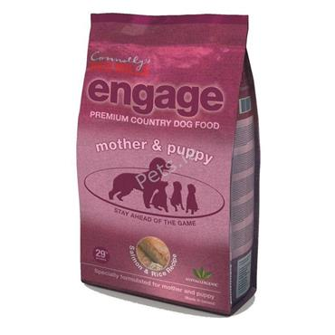 Red Mills - Engage - Mother and Puppy