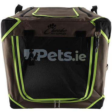 Easy Up Fabric Dog Kennel