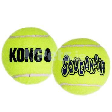 Air Squeak Tennis Ball Dog Toy