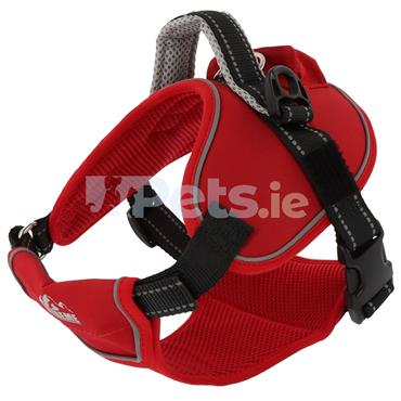 Extreme Harness Red