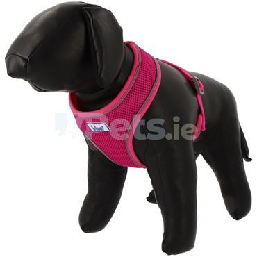 Viva Comfort Mesh Harness - Pink