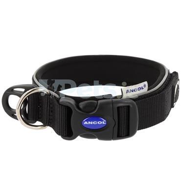Extreme Dog Collar Black