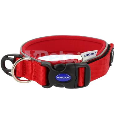 Extreme Dog Collar Red