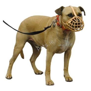 Baskerville Dog Muzzle Wide Fit