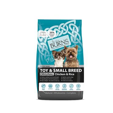 Burns Original - Toy & Small Breed - Chicken & Rice