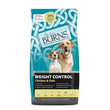 Burns Weight Control - Adult - Chicken & Oats