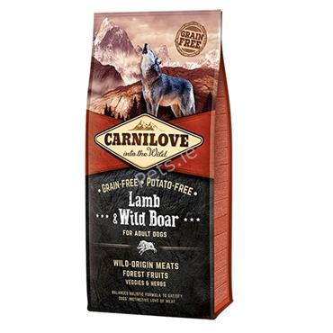 Carnilove - Lamb & Wild Boar - Adult