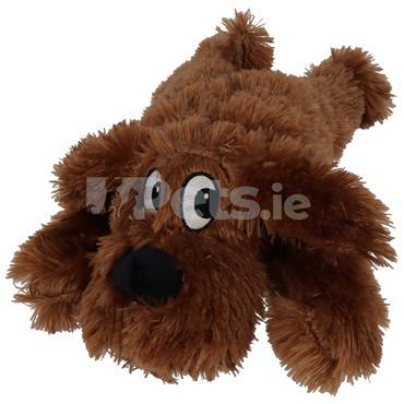 Plush Dog - Brown - Dog Toy