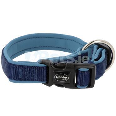 Classic Preno - Dog Collar - Blue/Blue