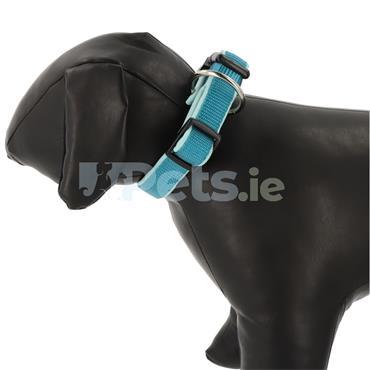 Classic Preno - Dog Collar - Light Blue/Light Blue