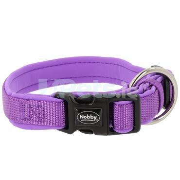 Classic Preno - Dog Collar - Purple/Purple