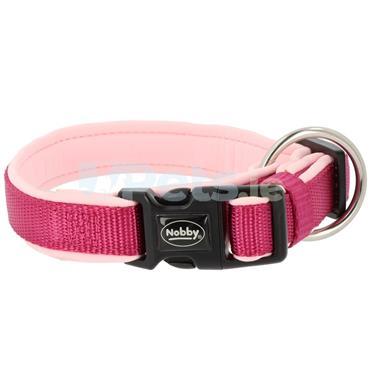 Classic Preno - Dog Collar - Raspberry/Pink