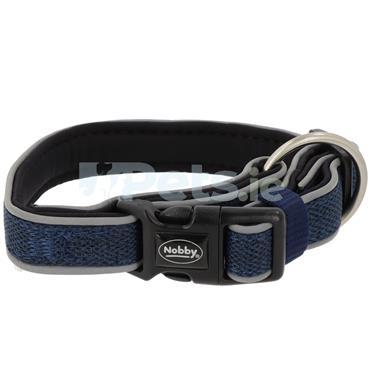 Cayo Reflective - Dog Collar - Navy