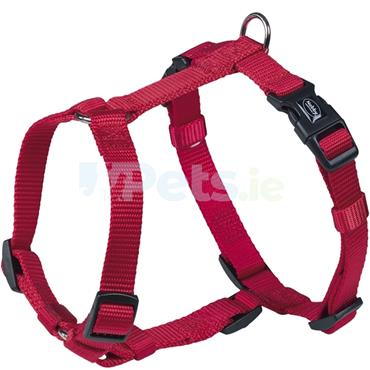 Classic - Harness - Red
