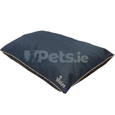 Waterproof Pet Bed - Navy/Beige - Cushion