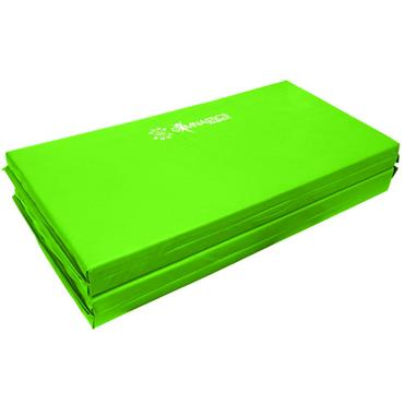 Sure Shot Foldable Gymnastics Mat (Lime Green) | 50mm