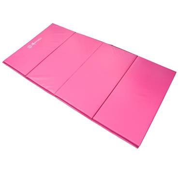 Sure Shot Foldable Gymnastics Mat (Pink) | 50mm
