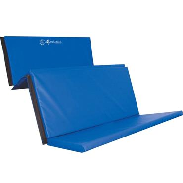 Sure Shot Foldable Gymnastics Mat (Blue) | 50mm