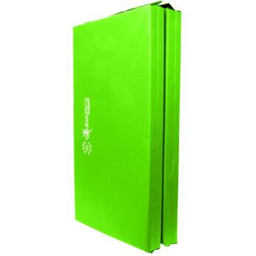 Sure Shot Foldable Gymnastics Mat (Lime Green) | 60mm