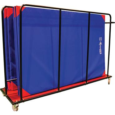 Ransome Vertical Mat Trolley