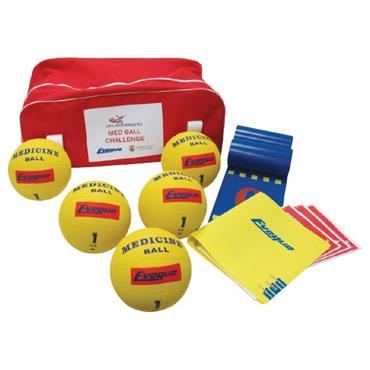 Eveque 1kg Med Ball Challenge PAK