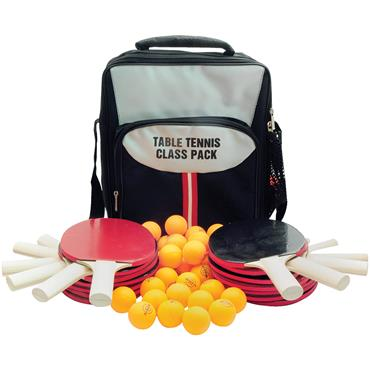 Reversed Sponge Table Tennis Bats Class Pack