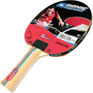 Schildkrot Alan Cooke Competition Table Tennis Bat