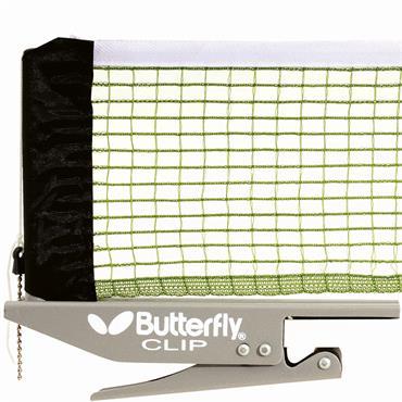 Butterfly Clip Net & Post Set