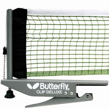 Butterfly Clip Deluxe Net & Post Set